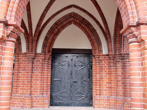 decorative church entrance 2