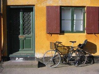 Scheve fiets