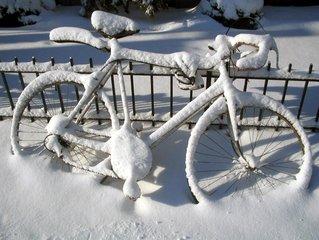 Fiets,bike,bicycle,winter