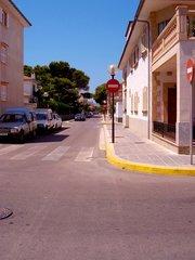 Street,streat,mallorca,spain