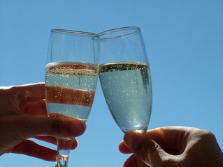 celebration,champagne,cheers,wedding
