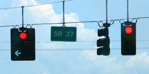 Stop, Go Left