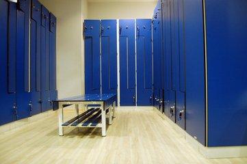 dressing room 3