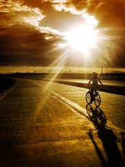 Chase de zon