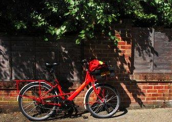Postman's fiets (Engeland)