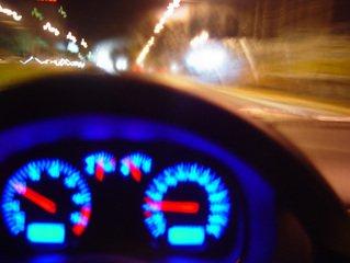 Drive,night,light,car
