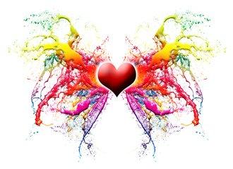 Grunge Heart II