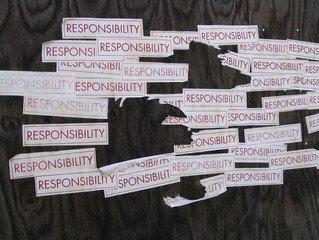 Responsibility,sticker,georgia,savannah