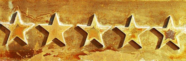 Stars,metal,hotel,nature