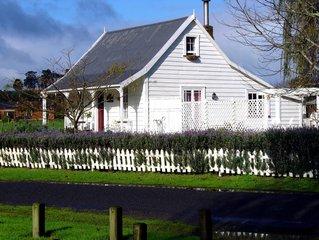 Maison coloniale Nouvelle Zélande