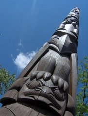 Totem Pole, Victoria Island, Ottawa River 4