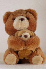 Plush Bear Mom