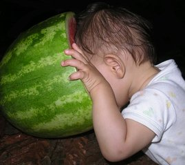 http://images.freeimages.com/images/small-previews/952/watermelon-dive-1325915.jpg