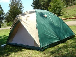 Camping Tent 1