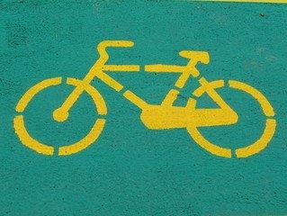 Symbole de la bicyclette