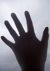 touch,sky,hand,summer