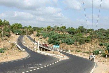 Route de Sindhrot