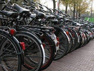 Nederlandse fietsen