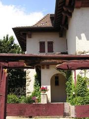 Villa de l'ancien français