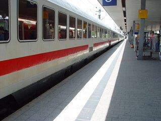 De la gare