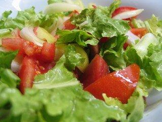 food,salad,green,vegetables