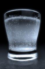 Backlit glas