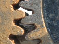 Rusty Mechanism, Black's Rapids Dam 3