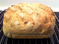 Homemade Walnut Bread