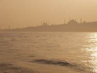 istanbul silhouette 2