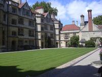 Oxford University, Brasenose C