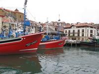 "Fishermen ""Kantabriko Berria"