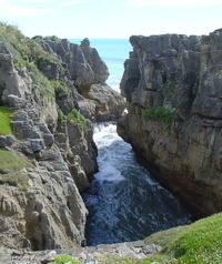 Pancake Rocks, West Coast NZ