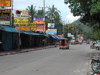 Patong Market Street, Phuket