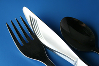 fork, knife and spoon 1