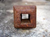Rusty piece