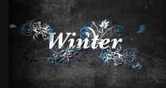 Winter Word