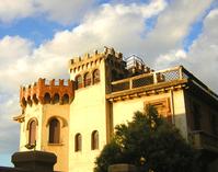 like a castle
