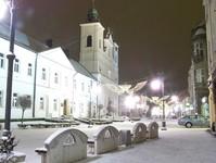 Rzeszow at night 4