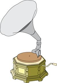 crazy gramophone