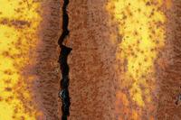 Rusted steel 1