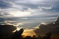 Chemtrail Sunrise