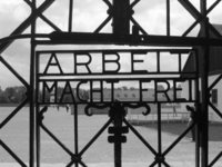 Dachau - Arbeit Macht Frei