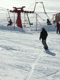 Winter and ski in Romania 3