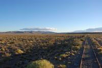 Rails in Patagonia