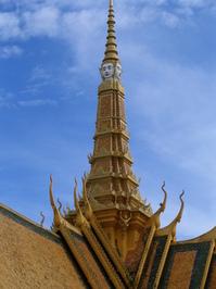 Royal Palace, Cambodia 2