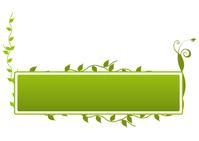 Eco Floral Banner 1