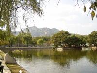 kyungbokgong palace garden 1