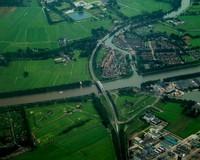 Airshot of Amsterdam