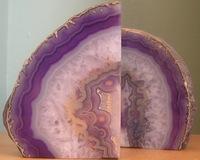 Inside a geode 1