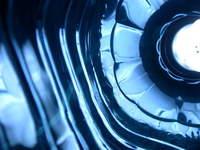 light effect in a waterbottle 1